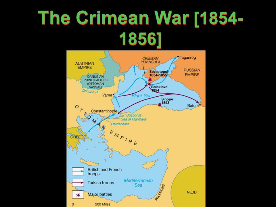 The Crimean War [1854-1856]